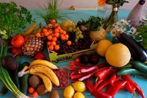 Frutas y verduras de Getafe