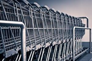 Supermercados de Getafe